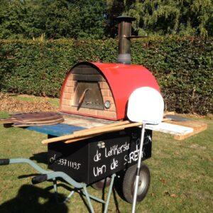 Maximus pizza oven