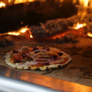 Uw pizza binnen 90 seconden gereed