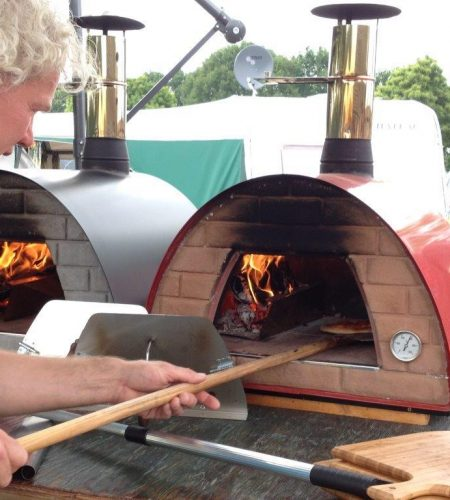 Inclusief pizzascheppen
